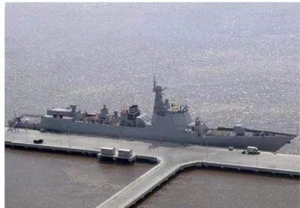 "The Navy's ""Shandong Fleet"" has added new members, and the ""Zibo Ship"" has been named and formed a unit."