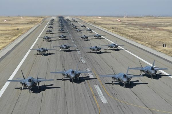 The plan is delayed for nearly 3 months!  US F-35 stealth fighter entered the combat test phase