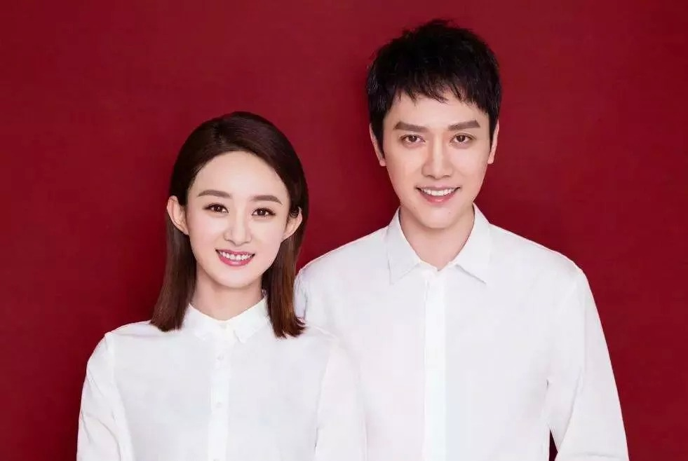 Zhao Liying was exposed to pregnancy in July, still a baby boy
