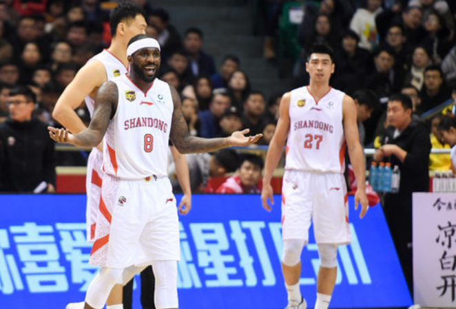 The risk was reversed by 27 points in Shandong. Guo Shiqiang was dissatisfied with the slack of the players. Wu Qinglong commented on the new foreign aid.