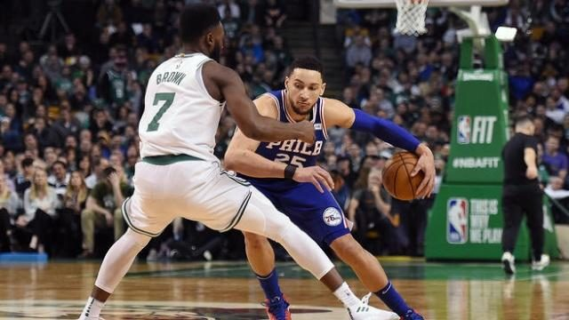 Live NBA: 76ers vs Celtics East decides to replay Owen against the Great