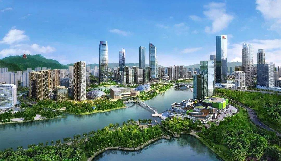 Guangdong, the country's largest economic province, has extremely uneven economic development. The best city is 30 times different from the latter.