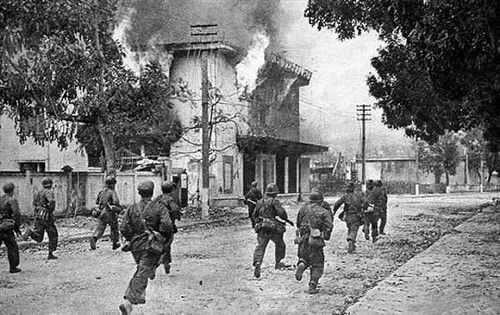 The most lavish war in the history of the People's Liberation Army, the shells were released and played casually.