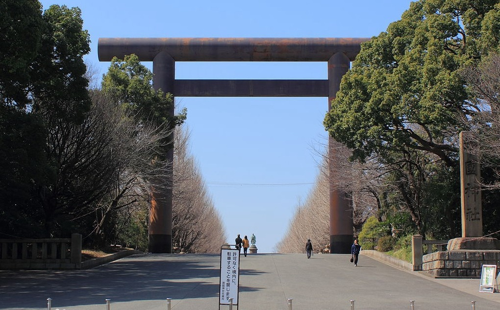 Actual shooting, see what the inside of the notorious Yasukuni Shrine looks like, it makes people very angry after looking at it! uuuuuuuuuuu