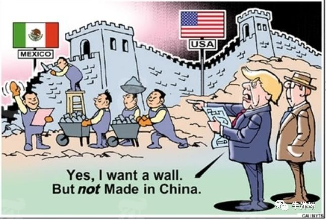Trump is very angry, China is more respected than you!