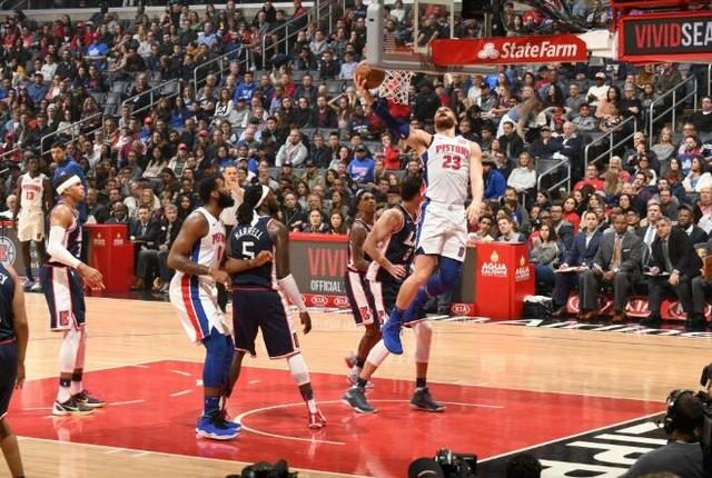 Griffin is back 44 points! Piston Rick Clipper Ends Four Series Failures