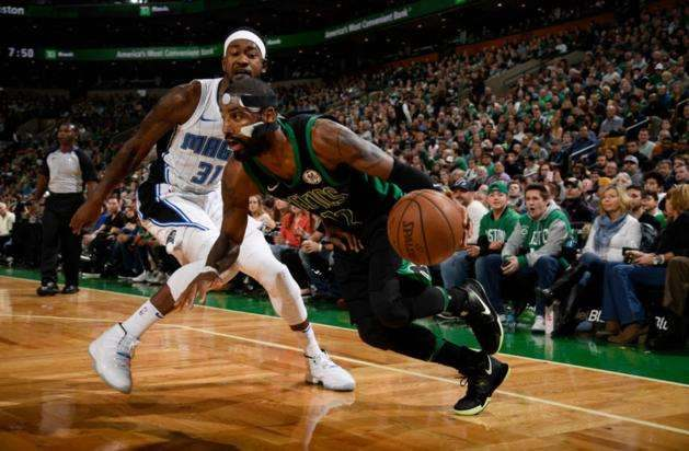 Live NBA: Celtic VS Magic Owen leads the team to refuse to lose in a row