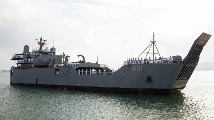 First time! Philippine warships will go to China for ship reading