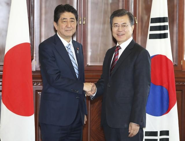 Japan suddenly tore its face with Korea! Abe's latest exposure releases dangerous signals