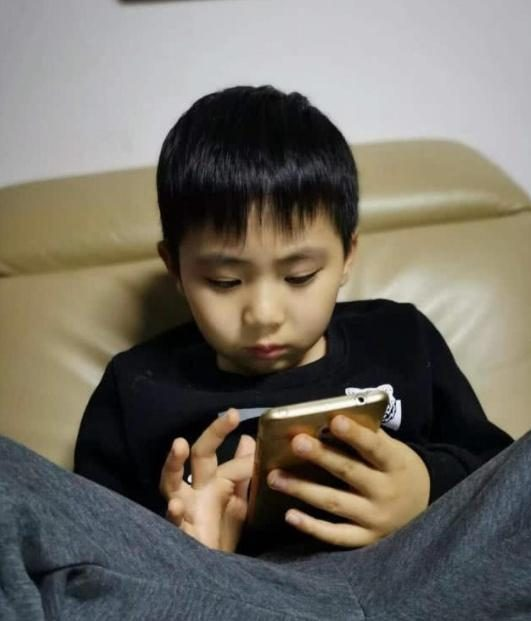 Zhao Zhongxiang's grandson was exposed to rare exposure. Netizens: He and Grandpa just pasted and duplicated.