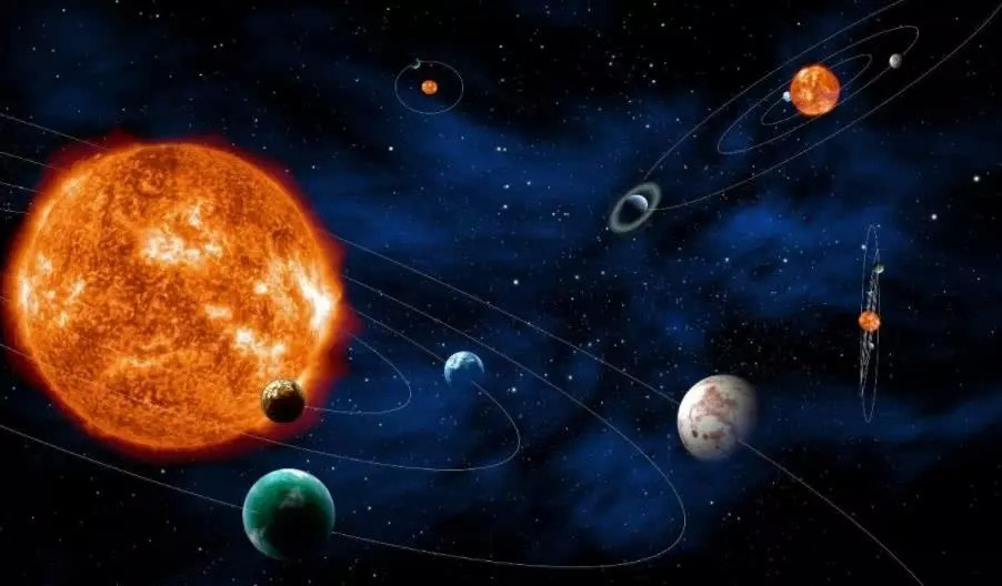 As long as it is 8 centimeters close to the sun, the earth will become the second Mars? Scientists decided not to hide