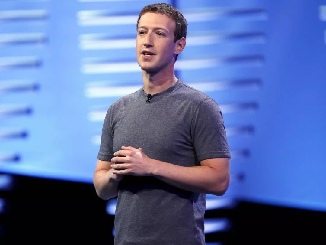 Zuckerberg's open letter is a textbook-level desire to survive...