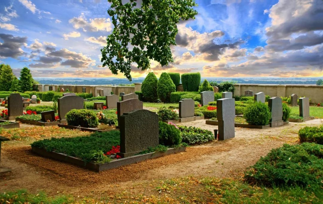 How profitable are cemeteries in first-tier cities? A share