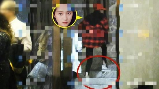Guan Xiaotong went to Luhan's birthday banquet late at night and returned to the man's luxury house. He suspected that he had cohabited.