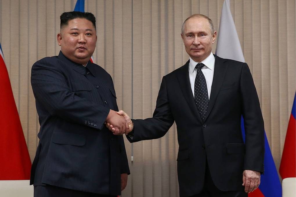 Kim Jong-un: I hope the Putin Council will help solve the situation on the peninsula.