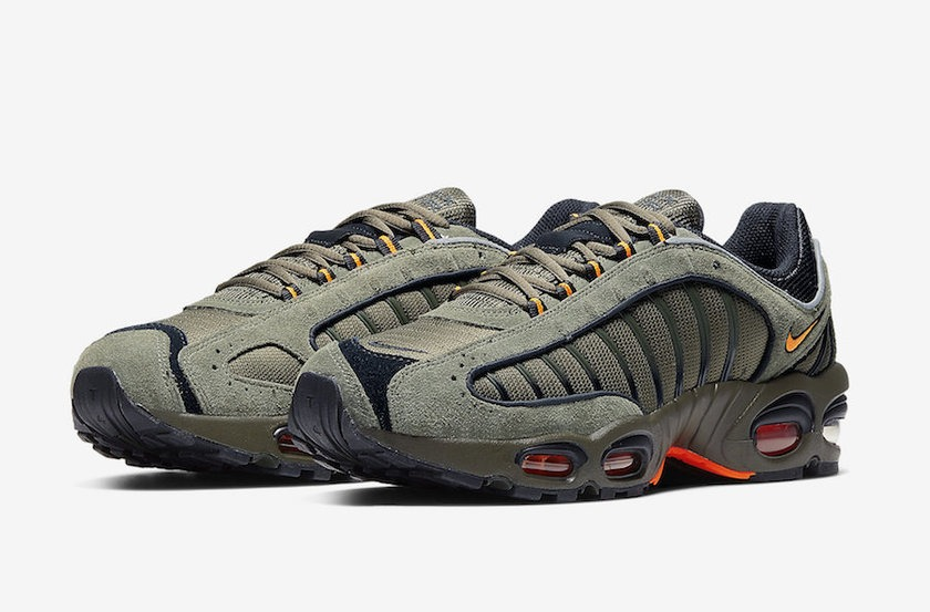 Undefeated 联名既视感!Air Max Tailwind 4 推出全新配色