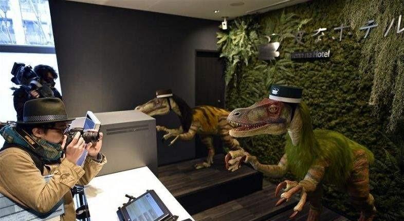 中国智能家居进军日本 欧瑞博产品落地恐龙主题酒店