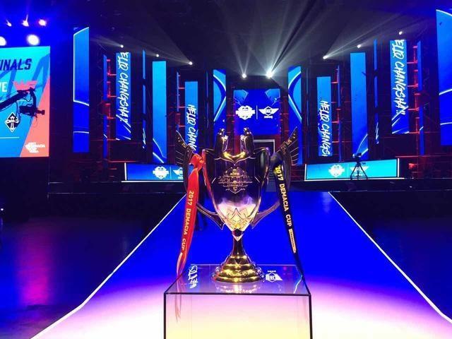 火热长沙  航嘉引爆2017德玛西亚杯八强赛