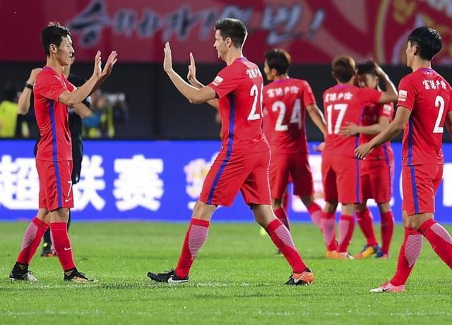 3项数据全中超第1:不愧中国足球风格最鲜明的球队!