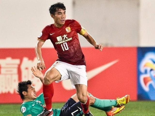 郑智成为中国足球第一