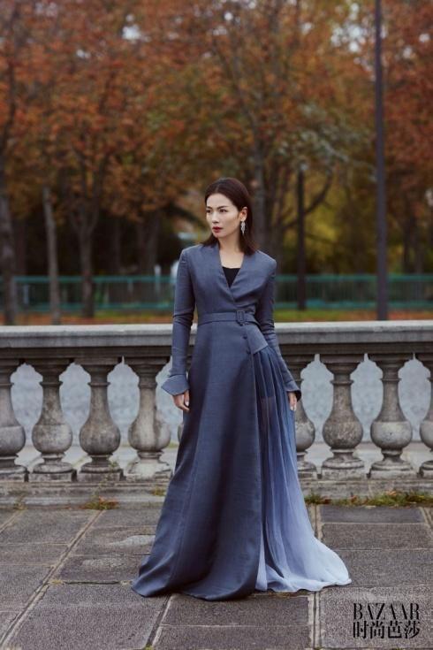 Heaven Gaia盖娅传说×刘涛:让中国设计之美绽放时尚