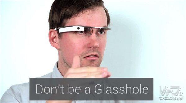 """曾经的""""glasshole"""" 能为今天的AR智能眼镜带来哪些启发?"""