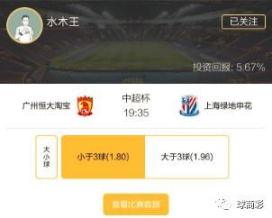今晚超级杯上演,见证中国足球开年第一冠!