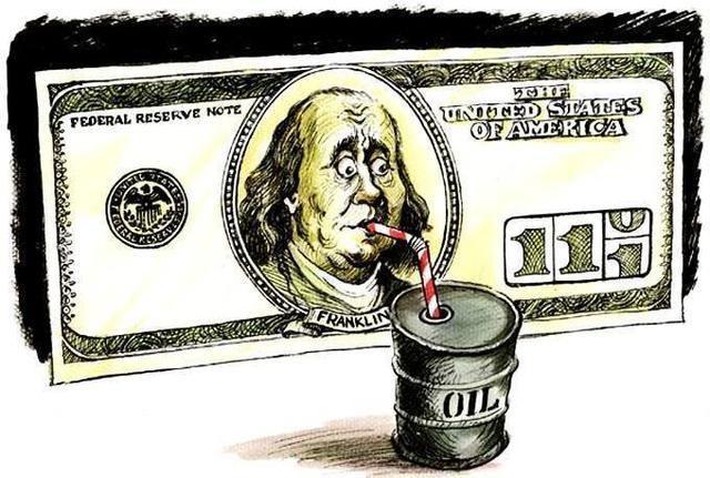 石油美元棺材的最后几颗钉子终将被拔起,中国原油期货成重要推手