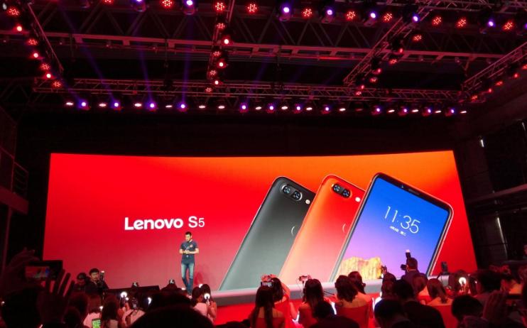 联想手机未死!Lenovo S5抢搭区块链快车,重新杀入千元机战局