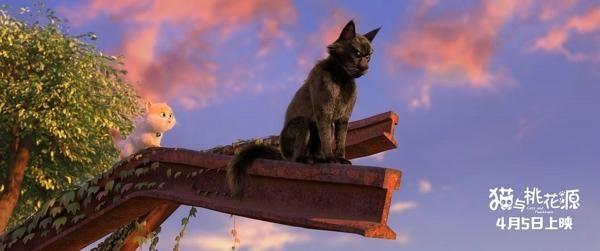 技术强到不像国产动画,4月最赞合家欢《猫与桃花源》很有底气 - 满囤儿 - 满囤儿的网易宅
