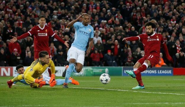 欧冠综述:利物浦3-0曼城却埋下隐患,巴萨4-1罗马苏神破球荒