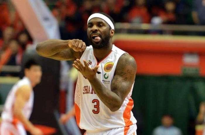 CBA山东队小外援劳森抢七大战出工不出力,目的赶回NBA打季后赛!