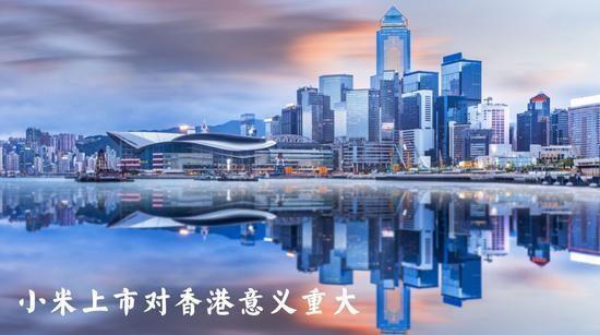 小米选择在港股上市对香港意义重大,但真能撑起千亿美元市值?