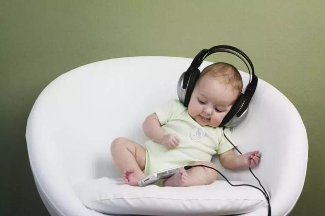 宝宝早教音乐,有助于宝宝的成长发育