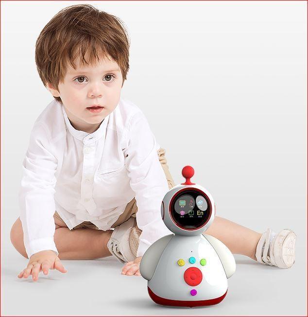 早教机器人在幼教领域异军突起
