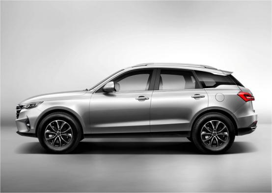 原创再升级,新第二代众泰T600外观官图曝光 汽车殿堂