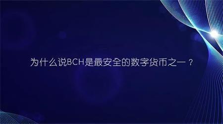 为什么说BCH是最安全的数字货币之一?