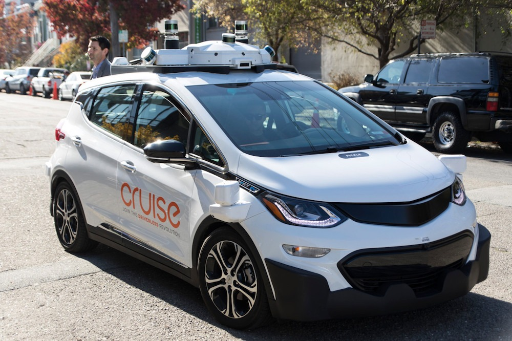 通用汽车自动驾驶部门 Cruise 获软银愿景基金 22.5 亿美元投资