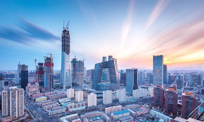 北京最高楼 - 中国尊大厦现已开始招商预租赁