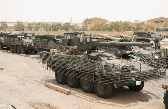 聊聊坦克装甲车外面的防盗窗