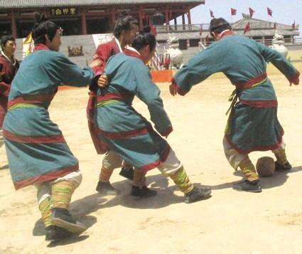 中国足球曾领先世界1
