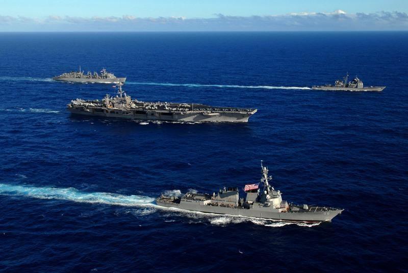 放眼世界,除美国外,谁还拥有双航母编队?