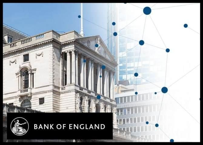 火币编译:英格兰银行重建RTGS系统以连接区块链平台