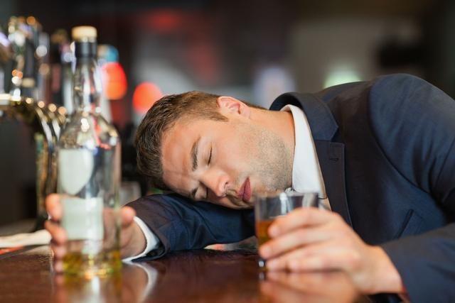 酗酒會影響掉髮