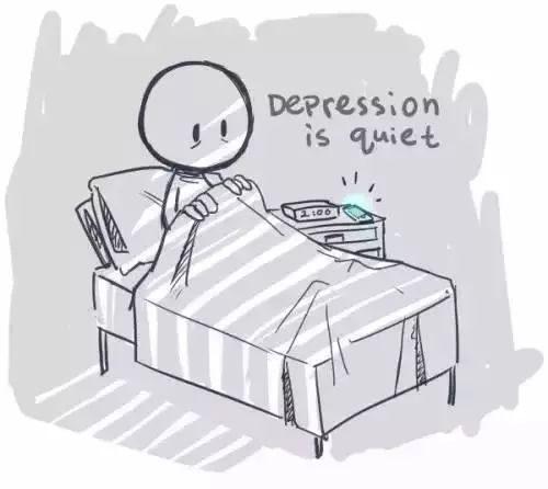 如果我抑郁了请这样陪伴我(请务必看完)