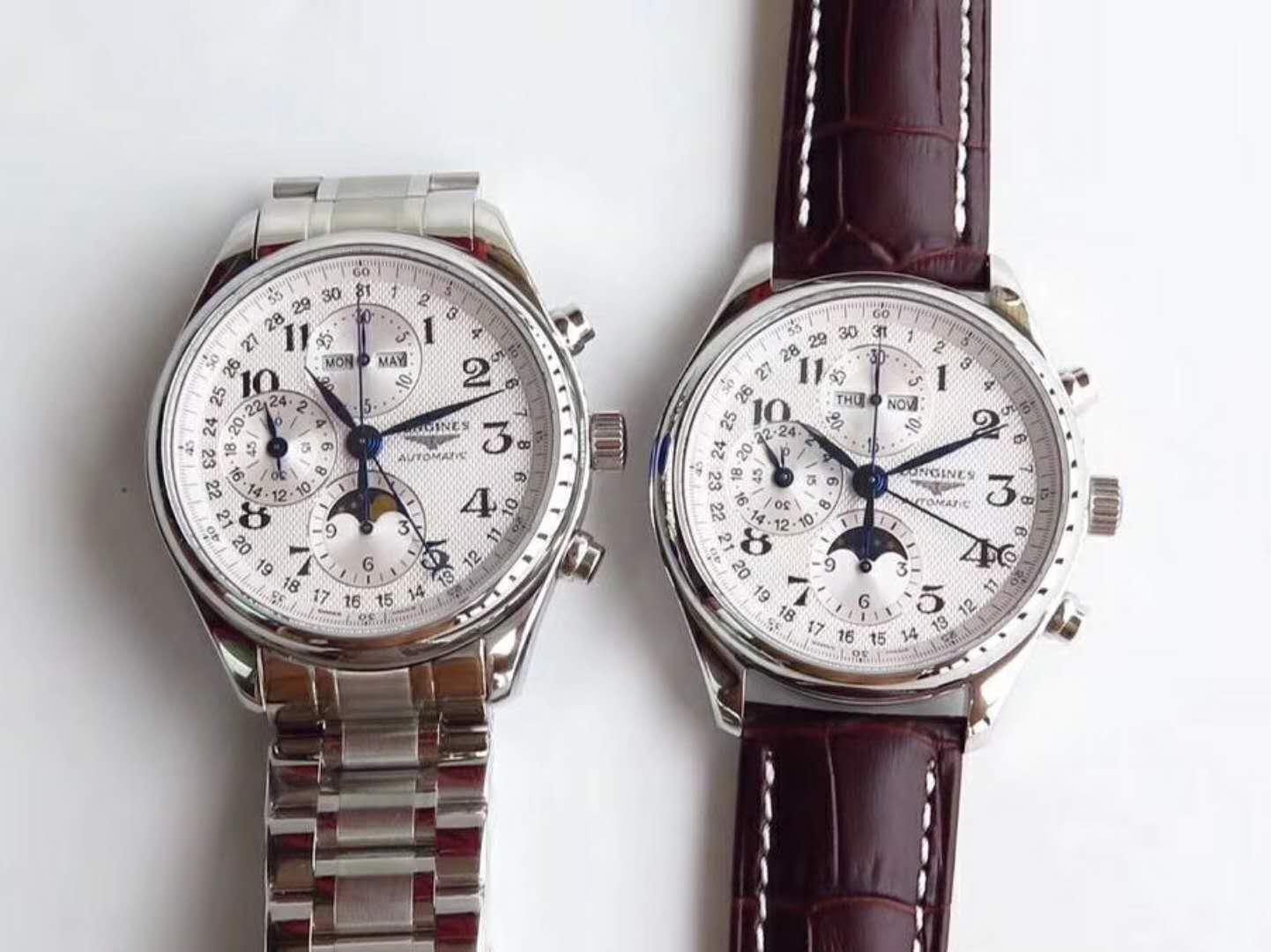 男人都爱的尖货坊顶级复刻腕表,劳力百、积家、达翡丽你选哪个?