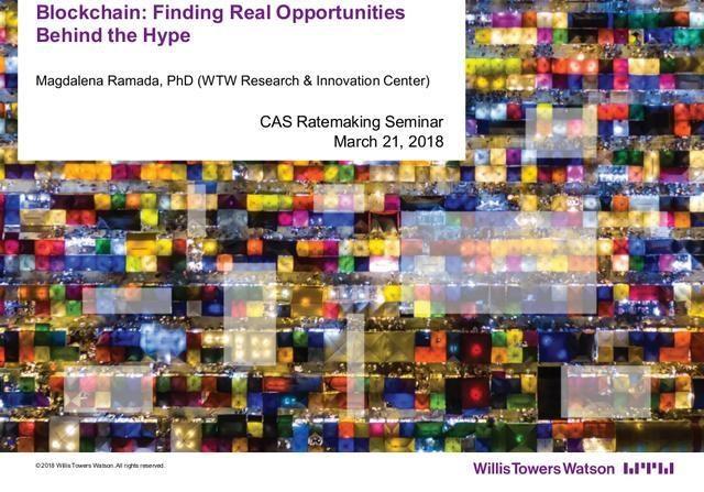 全球四大人力咨询公司:韦莱韬悦区块链报告33复杂美、京东等上榜