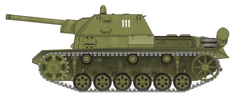 坦克网游中的苏系TD屠幼神器却使用德系底盘,我军竟然也曾有装备