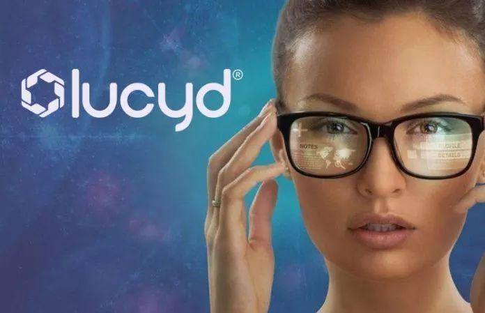 智能穿戴公司Lucyd提交区块链AR智能