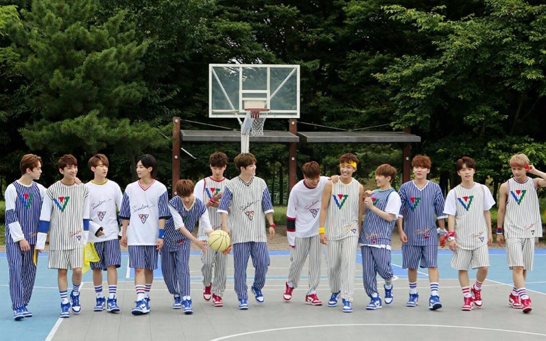 一线男团排名,EXO大势,而小公司的他们人气高